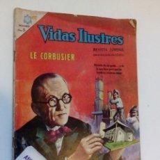 Tebeos: REVISTA JUVENIL,TEBEO VIDAS ILUSTRES Nº139-LE CORBUSIER-ÑO 1966,EDITORIAL NOVARO. Lote 142760098