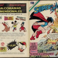 Tebeos: SUPERCOMIC 50 - SUPERBOY - NOVARO 1971. Lote 142832594