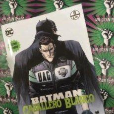 Tebeos: BATMAN BLANCO #08 (DE 8). Lote 143096066