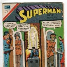 Tebeos: SUPERMAN Nº 851 EDITORIAL NOVARO 15 MARZO 1972. Lote 143372626