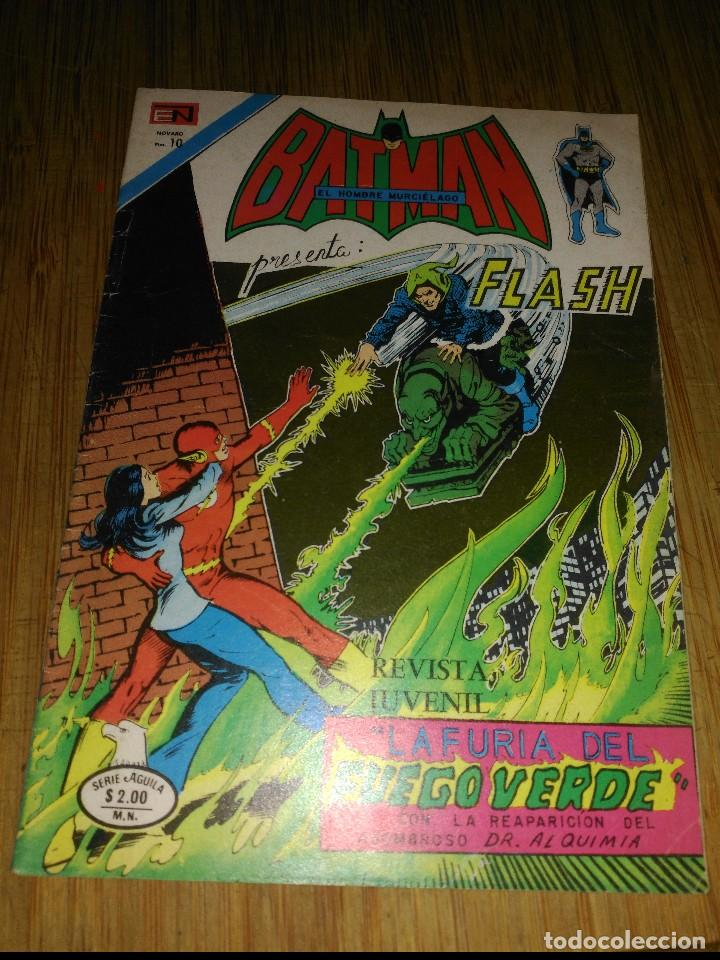 BATMAN Nº 794 SERIE ÁGUILA NOVARO (Tebeos y Comics - Novaro - Batman)