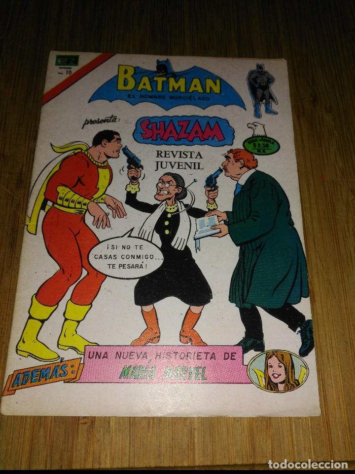 BATMAN Nº 797 SERIE ÁGUILA NOVARO (Tebeos y Comics - Novaro - Batman)