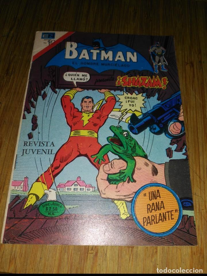 BATMAN Nº 812 SERIE ÁGUILA NOVARO (Tebeos y Comics - Novaro - Batman)