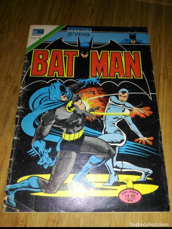 BATMAN Nº 885 SERIE ÁGUILA NOVARO (Tebeos y Comics - Novaro - Batman)