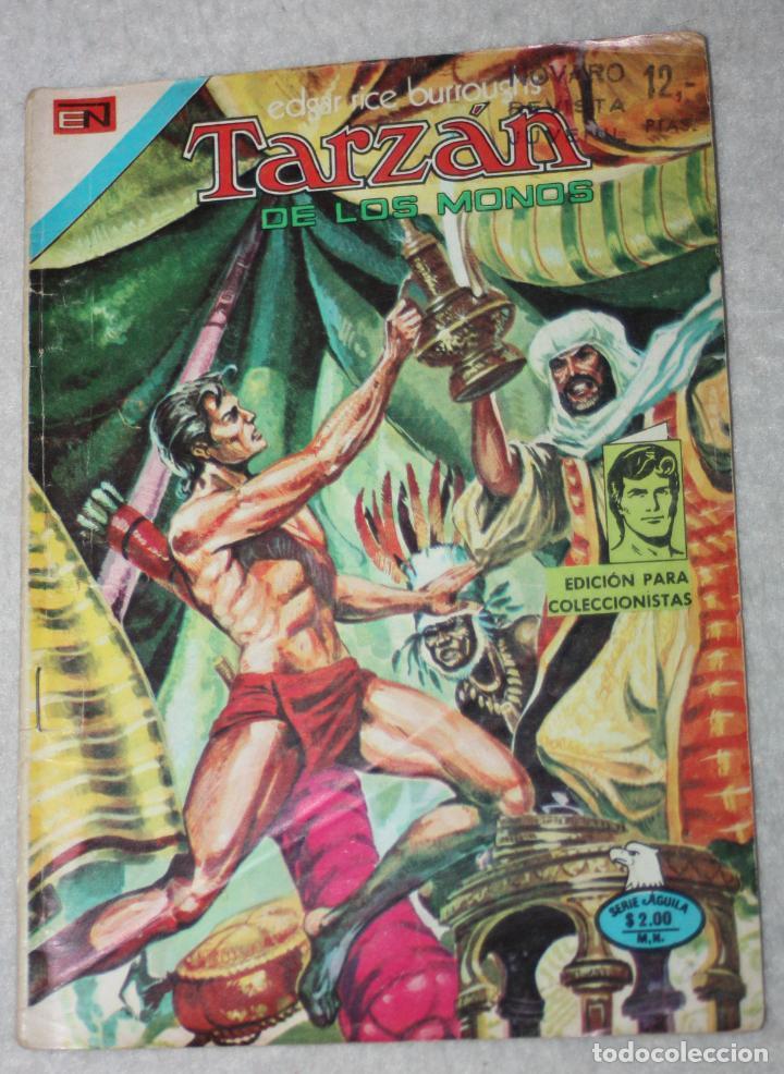 TARZAN (EDGAR RICE BURROUGHS) N°463 (Tebeos y Comics - Novaro - Tarzán)