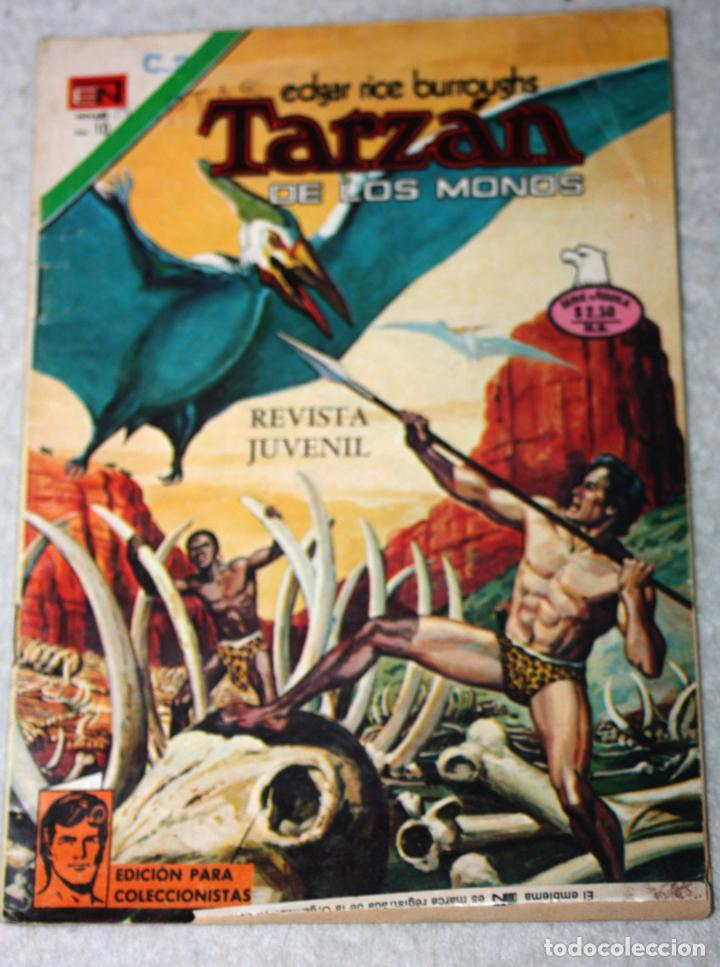 TARZAN (EDGAR RICE BURROUGHS) N°483 (Tebeos y Comics - Novaro - Tarzán)