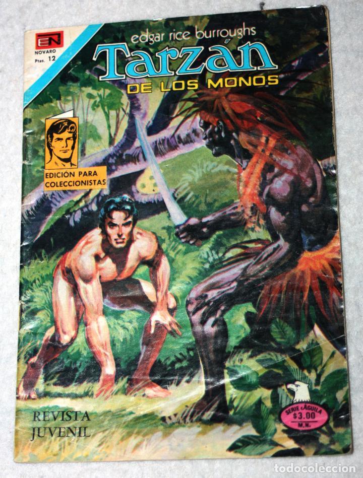 TARZAN (EDGAR RICE BURROUGHS) N°2-499 (Tebeos y Comics - Novaro - Tarzán)