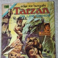 Tebeos: TARZAN (EDGAR RICE BURROUGHS) N°440. Lote 143726262
