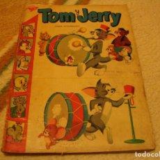 Tebeos: TOM Y JERRY NÚMERO EXTRAORDINARIO NOVARO 1960. Lote 143732398