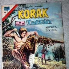 Tebeos: KORAK, EL HIJO DE TARZAN (EDGAR RICE BURROUGHS) N°2-53. Lote 143735770
