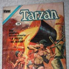 Tebeos: TARZAN (EDGAR RICE BURROUGHS) N°79 (EDICIÓN DE CINCO-COLOMBIA). Lote 143736350
