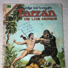 Tebeos: TARZAN (EDGAR RICE BURROUGHS) N°406 (TAMAÑO AVESTRUZ). Lote 143736862
