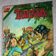 Tebeos: TARZAN (EDGAR RICE BURROUGHS) N°3-165 (TAMAÑO AVESTRUZ). Lote 143738106