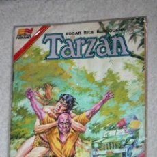 Tebeos: TARZAN (EDGAR RICE BURROUGHS) N°3-164 (TAMAÑO AVESTRUZ). Lote 143738462