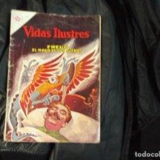 Tebeos: NOVARO VIDAS ILUSTRES.Nº 88-FREUD. Lote 143784014