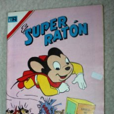Tebeos: EL SUPER RATON Nº 2- 446 (SERIE AGUILA) .MBE. Lote 143806618