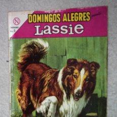 Tebeos: DOMINGOS ALEGRES - LASSIE - NÚMERO 523 (1964). Lote 143808350