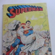 Tebeos: SUPERMAN LIBROCOMIC Nº XVI. NOVARO 1975 CS161. Lote 146903352