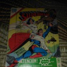 Tebeos: SUPERMAN Nº 1212 SERIE ÁGUILA DIFÍCIL. Lote 143886458