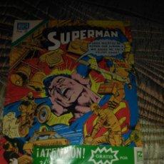 Tebeos: SUPERMAN Nº 1214 SERIE ÁGUILA DIFÍCIL. Lote 143886530