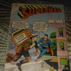 Tebeos: SUPERMAN NOVARO Nº 178. Lote 143903402