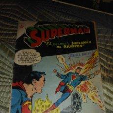 Tebeos: SUPERMAN Nº 157. Lote 143903794