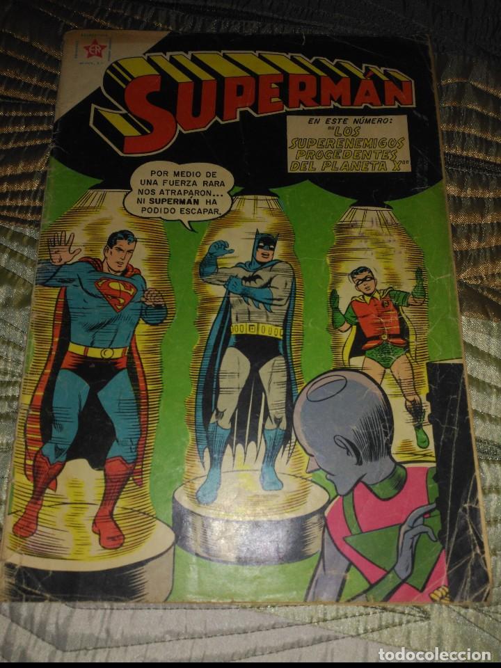 SUPERMAN NOVARO Nº 183 (Tebeos y Comics - Novaro - Superman)