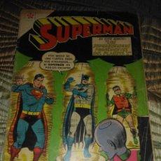 Tebeos: SUPERMAN NOVARO Nº 183. Lote 143904006