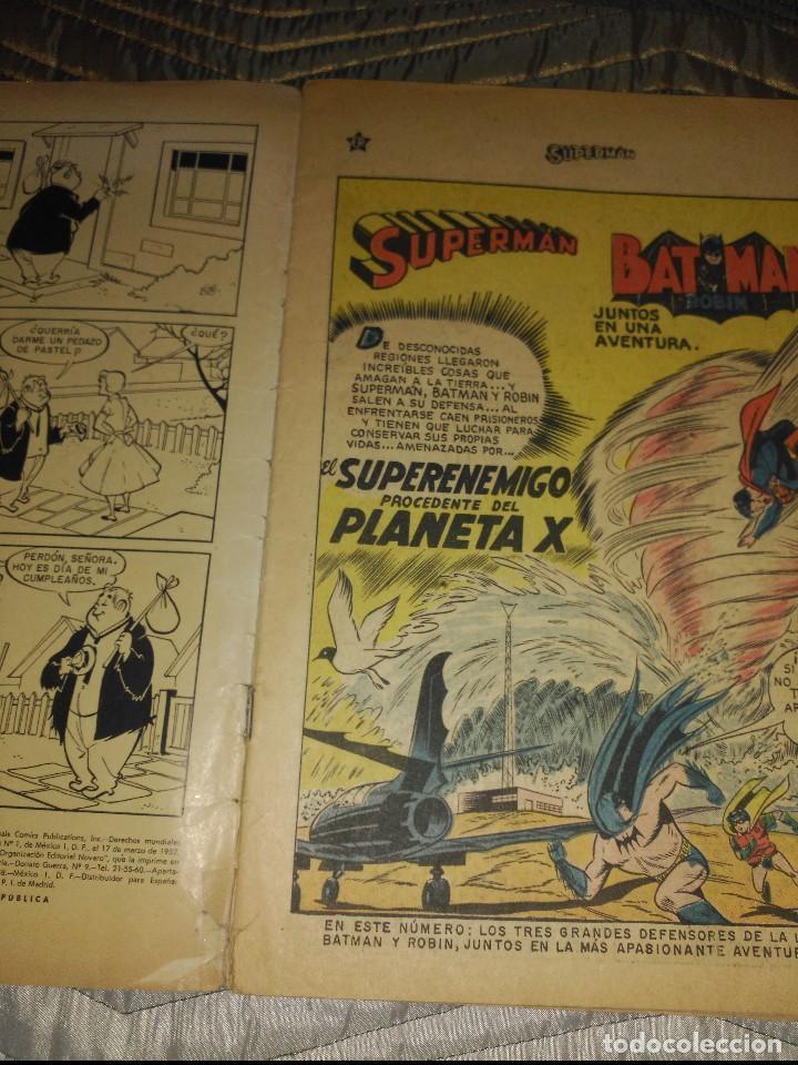 Tebeos: Superman Novaro Nº 183 - Foto 3 - 143904006