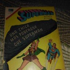 Tebeos: SUPERMAN Nº 850. Lote 143905330
