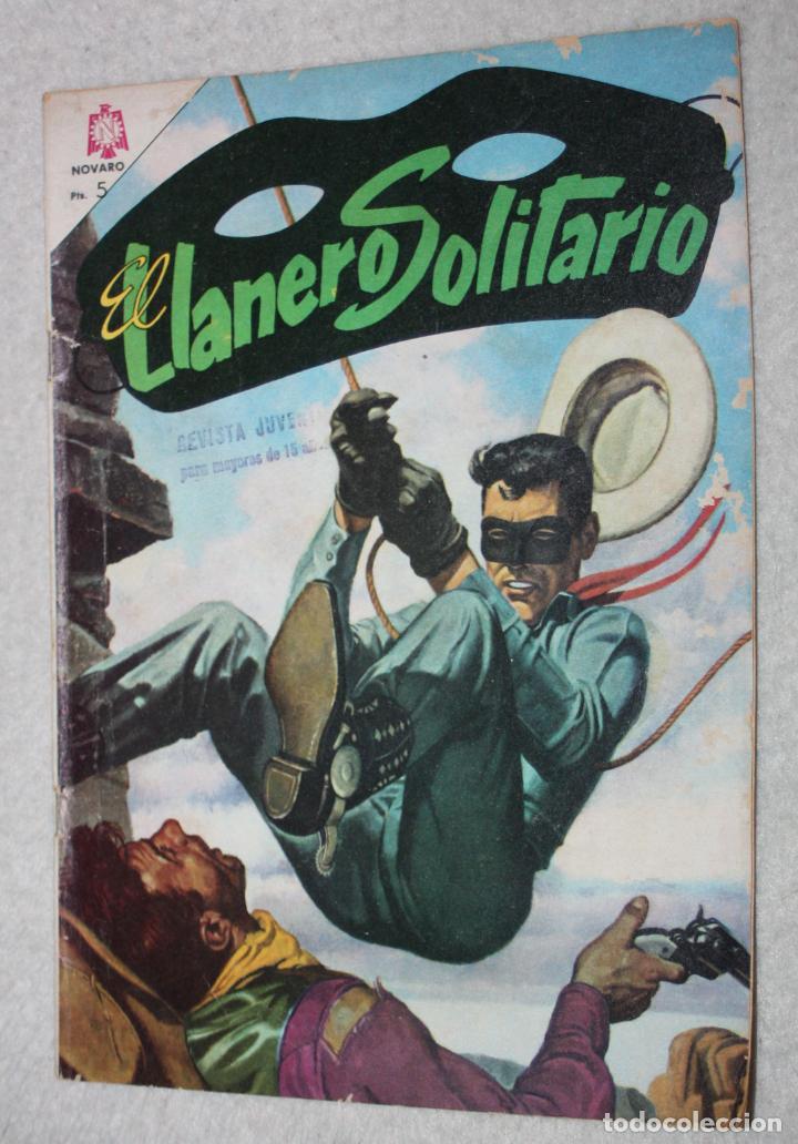 EL LLANERO SOLITARIO Nº 151 (DIFÍCIL) (Tebeos y Comics - Novaro - El Llanero Solitario)