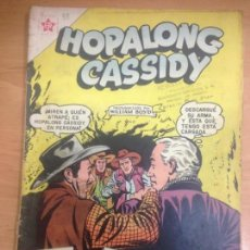 Tebeos: COMIC EDITORIAL NOVARO HOPALONG CASSIDY Nº 39. Lote 144357962