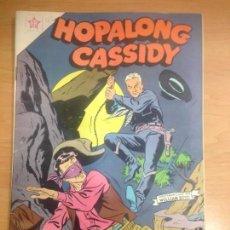Tebeos: COMIC EDITORIAL NOVARO HOPALONG CASSIDY Nº 42. Lote 144358014