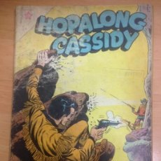 Tebeos: COMIC EDITORIAL NOVARO HOPALONG CASSIDY Nº 50. Lote 144358094