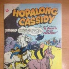 Tebeos: COMIC EDITORIAL NOVARO HOPALONG CASSIDY Nº 52. Lote 144358134