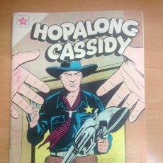 Tebeos: COMIC EDITORIAL NOVARO HOPALONG CASSIDY Nº 53.. Lote 144358162