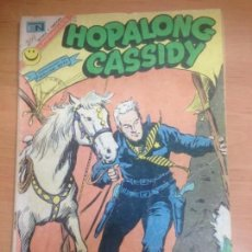 Tebeos: COMIC EDITORIAL NOVARO HOPALONG CASSIDY Nº 209. Lote 144358282