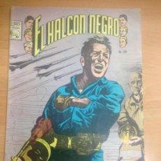 Tebeos: COMIC EL HALCON NEGRO Nº 219. Lote 144361218