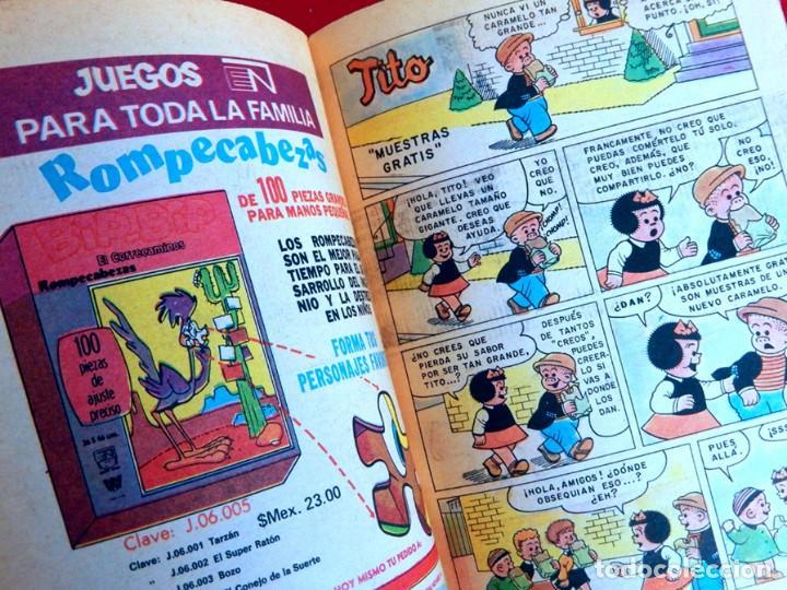 Tebeos: PERIQUITA, Nº 195 - 1975, SERIE ÁGUILA - EDITORIAL NOVARO - ORIGINAL, NUEVO - DIFÍCIL - Foto 4 - 144581906