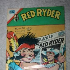 Tebeos: RED RYDER (SERIE AGUILA ): NUM. 2-350.( DIFICIL ). Lote 144851242
