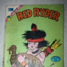 Tebeos: RED RYDER , AÑO XIX, Nº 302, 18 DE ABRIL 1973. Lote 144853122