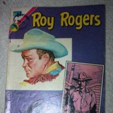 Tebeos: ROY ROGERS Nº 287, EDITORIAL NOVARO, AÑO XXI, 17 ENERO 1973 ( DIFICIL). Lote 144945710