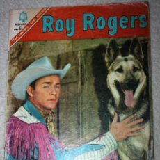 Tebeos: ROY ROGERS Nº 170, EDITORIAL NOVARO, AÑO XV, 1º OCTUBRE 1966 ( DIFICIL). Lote 144946046
