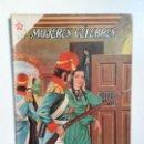 Tebeos: MUJERES CÉLEBRES N° 2 - ORIGINAL EDITORIAL NOVARO. Lote 145201478