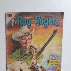 Tebeos: ROY ROGERS N° 340 - SERIE ÁGUILA - ORIGINAL EDITORIAL NOVARO. Lote 145238886