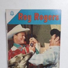 Tebeos - Roy Rogers n° 166 - original editorial Novaro - 145278198