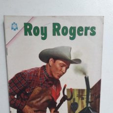 Tebeos - Roy Rogers n° 157 - original editorial Novaro - 145278526