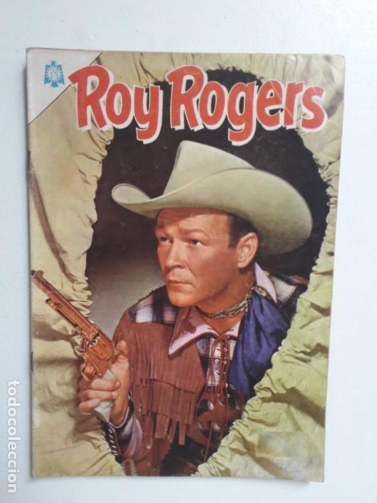 ROY ROGERS N° 147 - ORIGINAL EDITORIAL NOVARO (Tebeos y Comics - Novaro - Roy Roger)