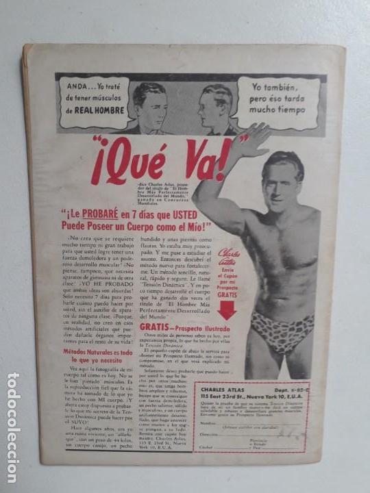 Tebeos: Roy Rogers n° 141 - original editorial Novaro - Foto 3 - 145279178