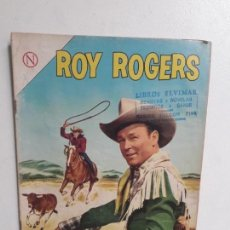 Tebeos - Roy Rogers n° 141 - original editorial Novaro - 145279178